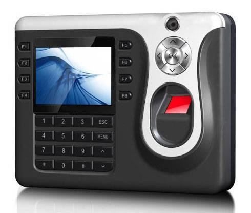 biometrice fingerprint time clock with camera(ZR200)