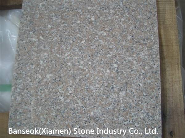China Red Granite G617 Slabs & Tiles