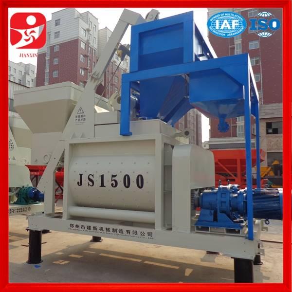 Top design JS2000 concrete mixer for sale