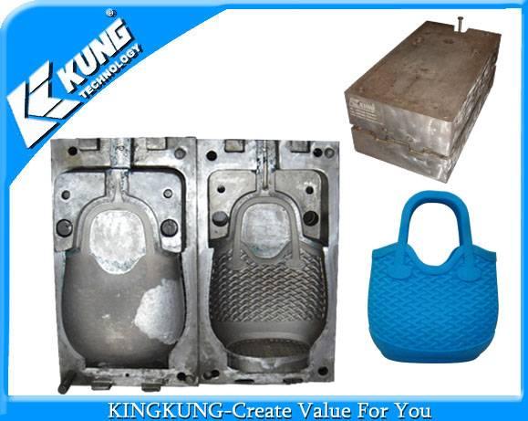 2014 Good quality EVA bag injection mould