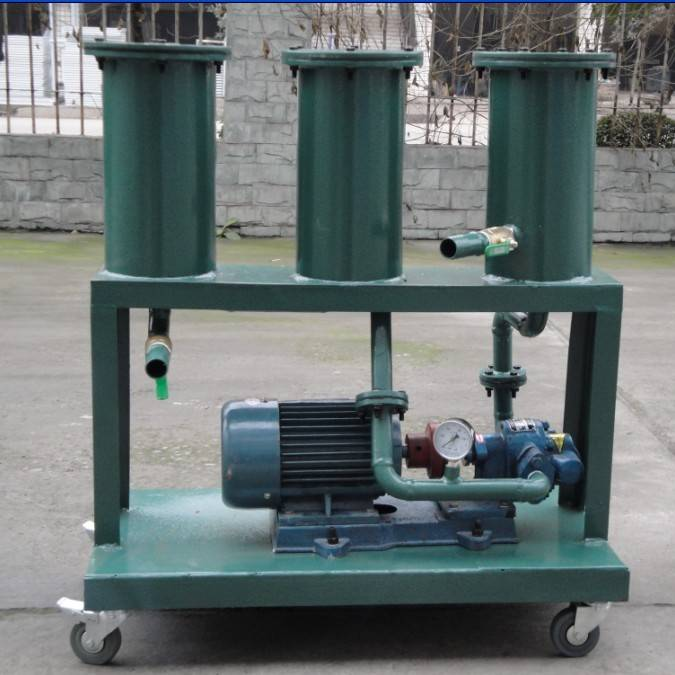 JL-30 Portable Filtering oil purifier for remove impurities