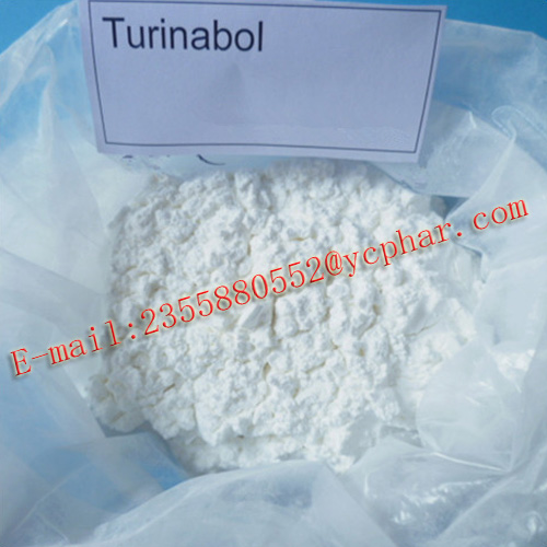 Oral Turinabol Anti Estrogen Muscle Gain 4-Chlorotestosterone Acetate