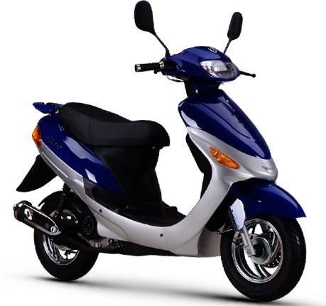 1500W EEC E -scooter