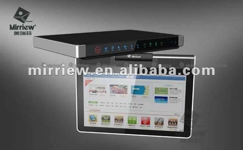 Android Smart Kitchen Tv Flip Down Style Mirriew Ecplaza Net