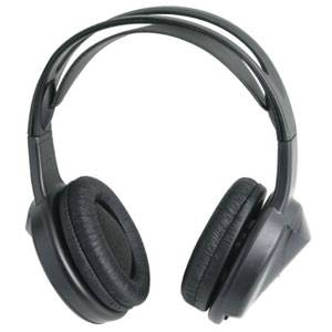 Cordless Infrared Headphone