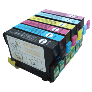 86T Compatible Color Inkjet Cartridge Series for EPSON PM-A920 DYE (Chipped)