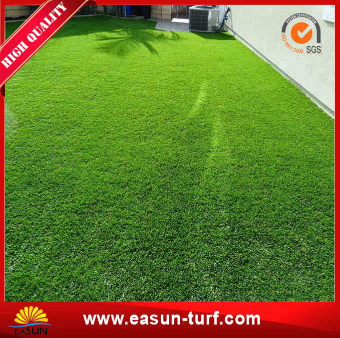 Garden Landscape Fake Artificial Turf with Good Drainage-MY