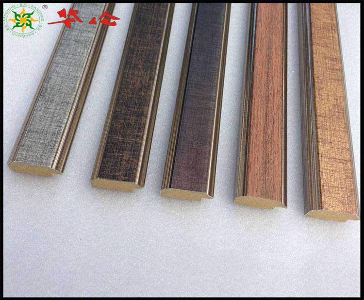 J03319 series Low price PS frame moulding for mirror frame,picture frame