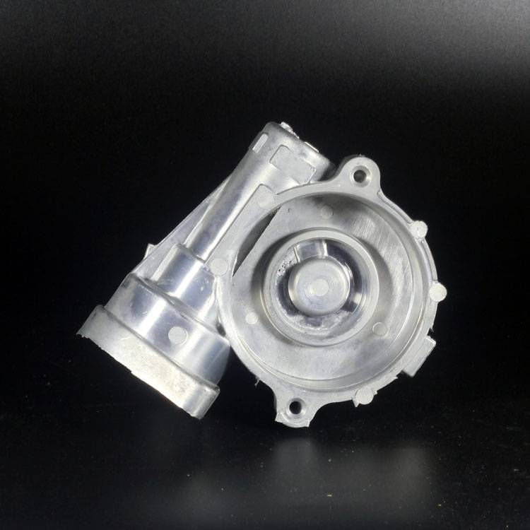 Aluminium die casting for auto oil pump housing