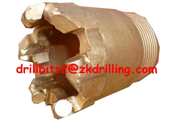 Diamond Core Bit/ PDC Core Bits for water well drilling