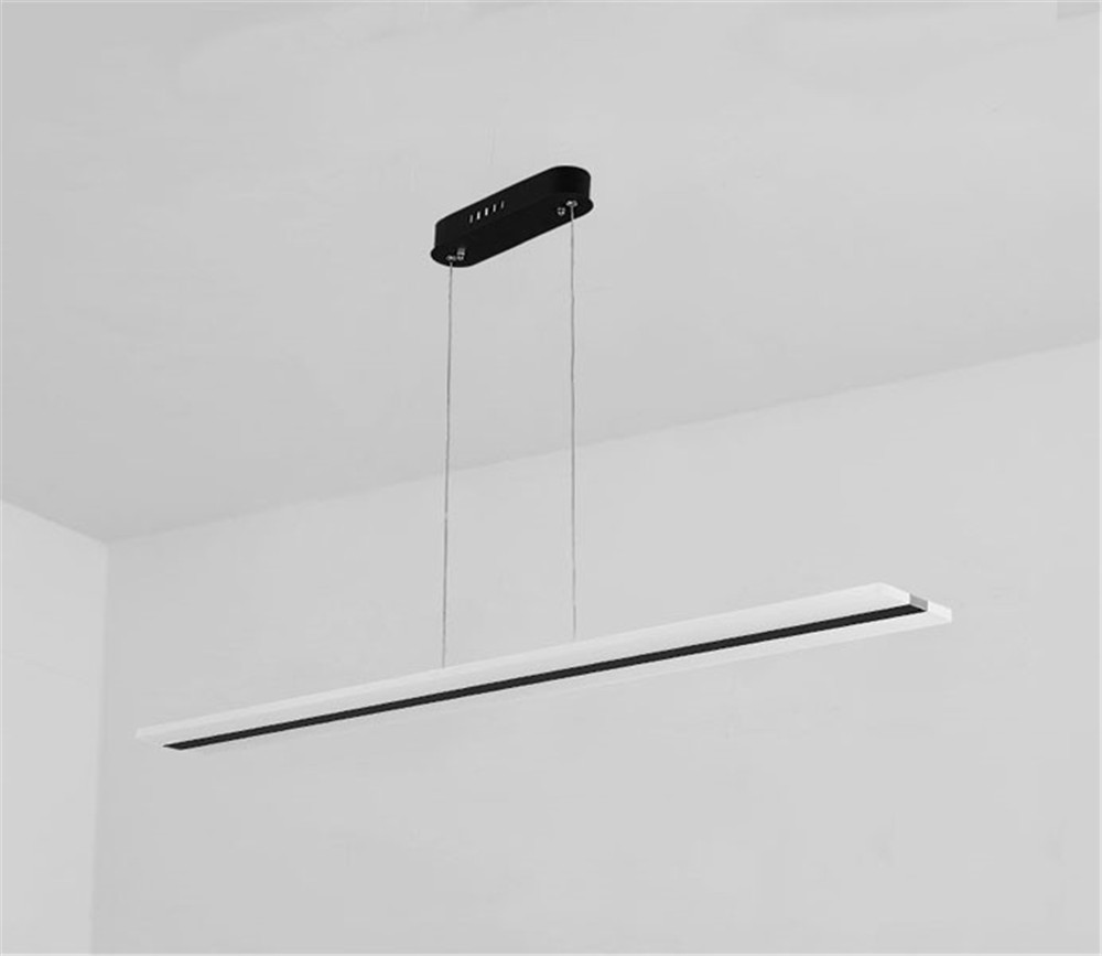 Modern Acrylic Chandelier Office Pendant Light Fixture for Wholesale