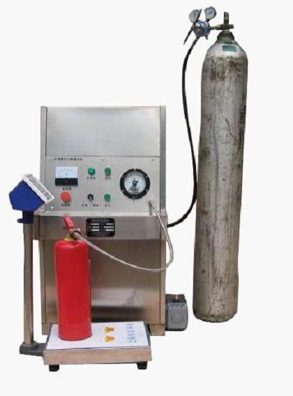 water base extinguisher filling machine