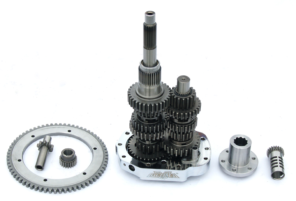1200CC Gear Assembly