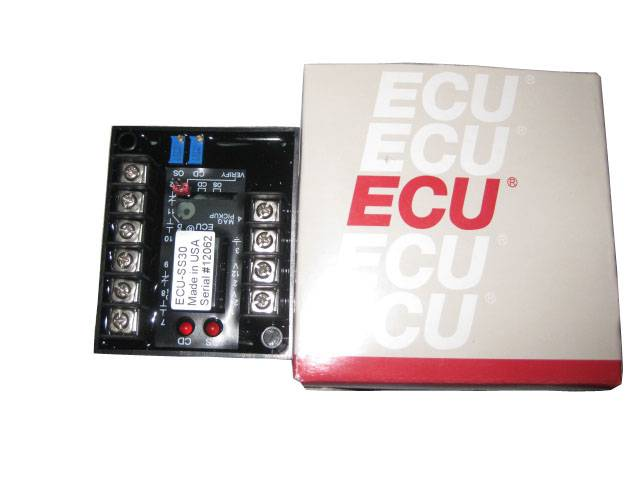 ELECTRONIC SPEED SWITCH ECU-SS30 FOR DIESEL/GAS ENGINES