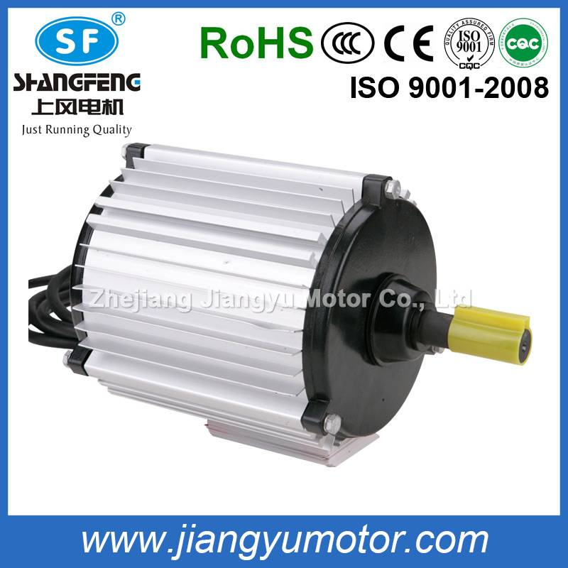 Yfk AC Three-Phase Asynchronous Motor for Axial Fan