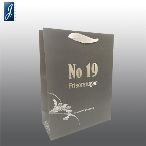 Customized gift paper bag for NO19
