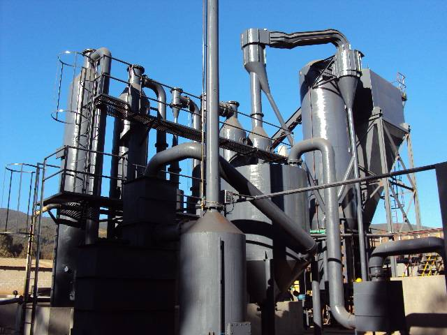 World Leading Biomass Gasification Gaifier Power Equipment Plant Stations for Sale