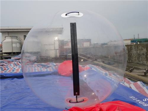 Inflatable water ball  can be  widely used as summer water park, man-made small river,and water game
