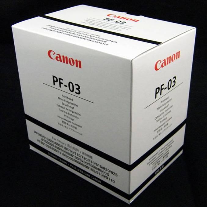 Original Print Head PF-03 (Canon)