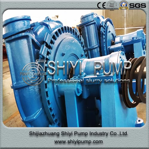 Centrifugal Heavy Duty Suction Hopper Pressure Dredging Water Treatment Pump