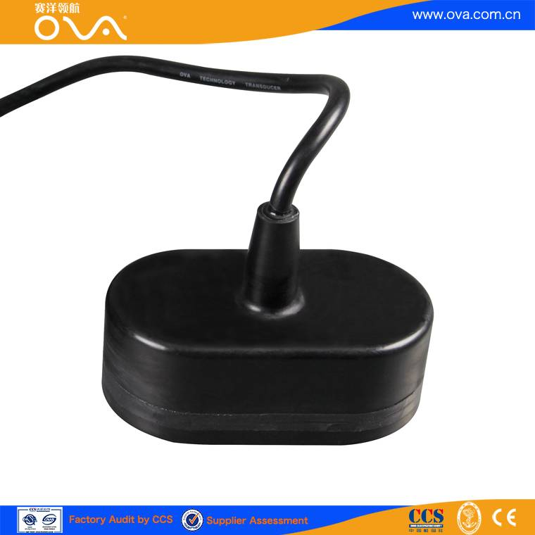1.5KW fish finder high power rubber Ultrasonic Transducer