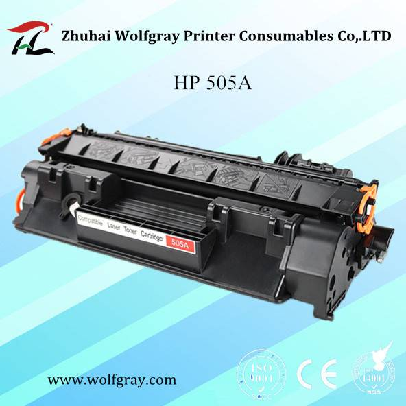 Low Price Compatible Toner Cartridge HP CE505A 505A for HP LaserJet P2030/P2035/P2050/P2055N