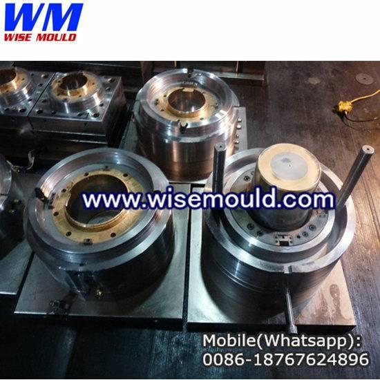 Taizhou Huangyan cheap plastic bucket mold/paint pail mold/house appliance mold