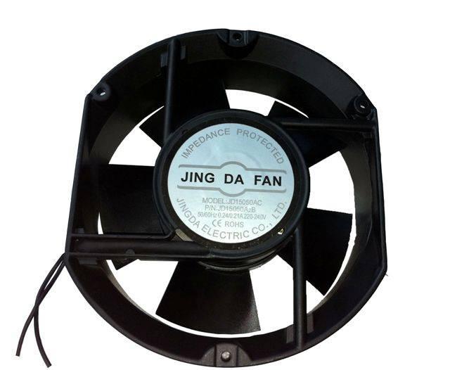 172x150x50mm AC Fan JD15050AC oval