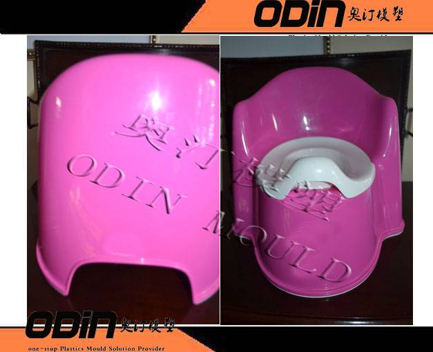 baby Potty injection mould