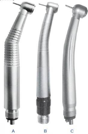 LED handpiece integrate E-generator QUICK CONNECTOR  (2 hole or 4 hole)