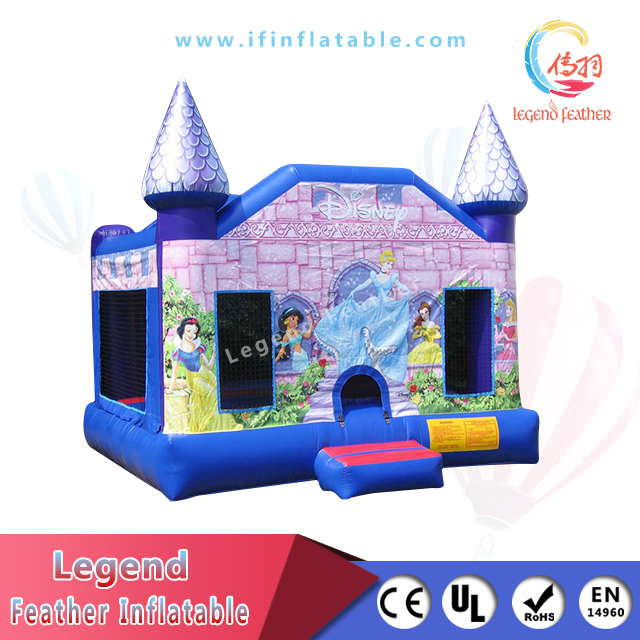 Good Quality Customized PVC Inflatable Bouncy Castle
