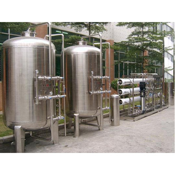 Large Reverse Osmosis Water Purification Machine / Water Treatment Machine / Water Making Machine RO