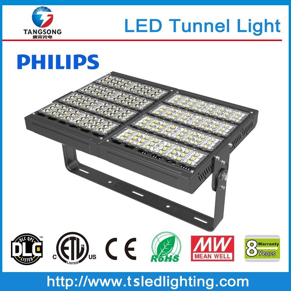 New lighting design Philips Luexon 5050 Chips, Mean Well Driver LED Flood lighting