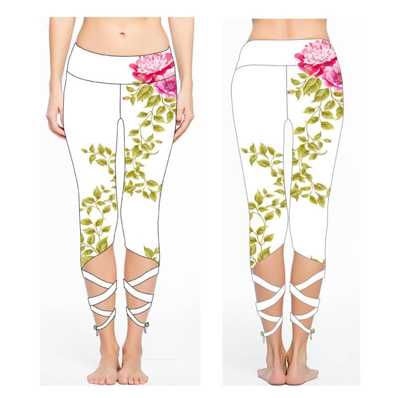 women private label bodybuilding tight yoga pants