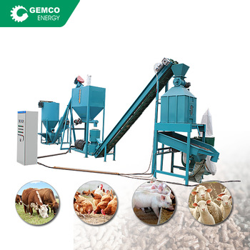 STLP300 Animal Feed Processing Unit