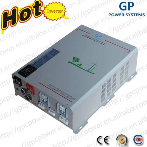 500W-6000W  grid hybrid solar inverter