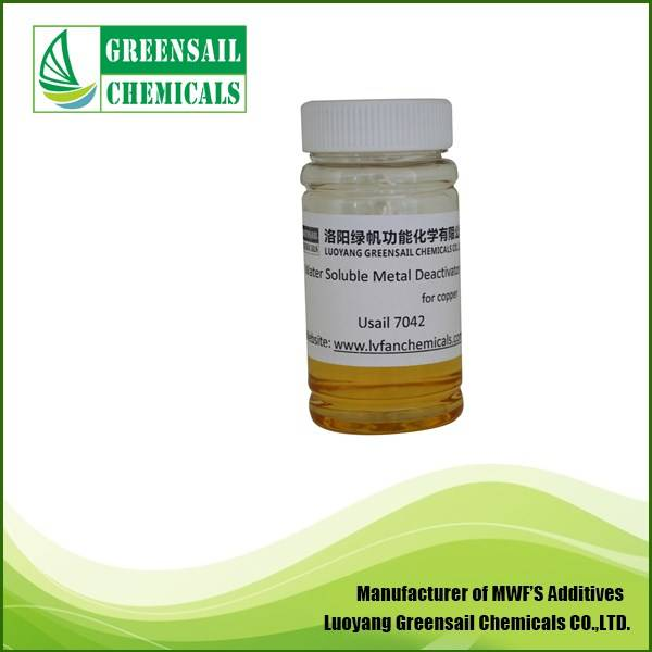 metal deactivator for copper replacer of Irgamet 42