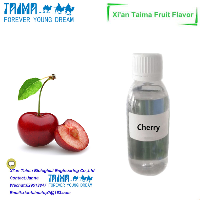 Xi'an taima fruit flavor Cherry