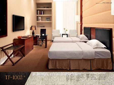 Wooden hotel bedroom sets