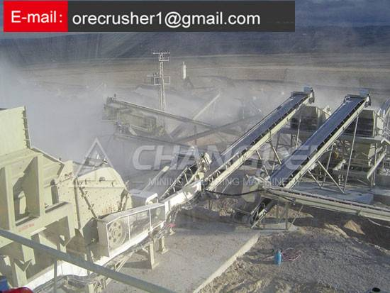 Silver and gold ore properties (Chang Lei crusher expert) analysis and you share