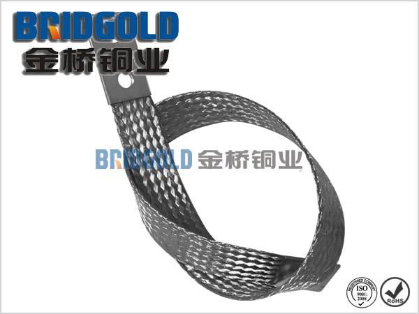 great quality flexible copper braid earth bond