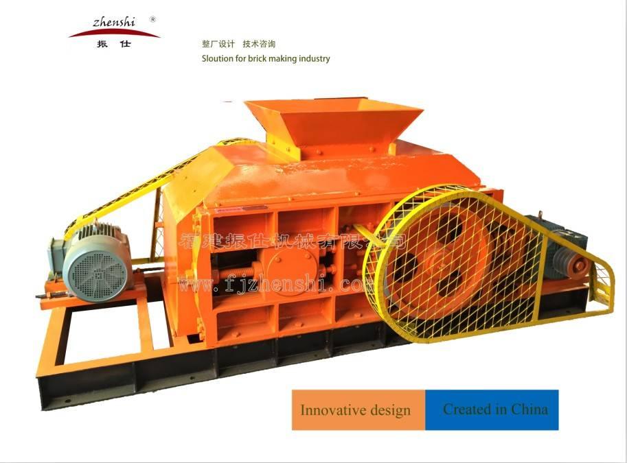 Roller Crusher/Brick Making Machine