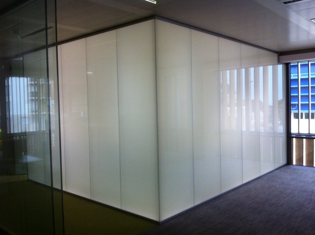 Electric Privacy Smart Glass, Self Adhesive Smart Glass Film