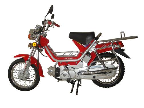Supply 50cc Motorcycle/Cub Motorcycle WJ48Q(A)