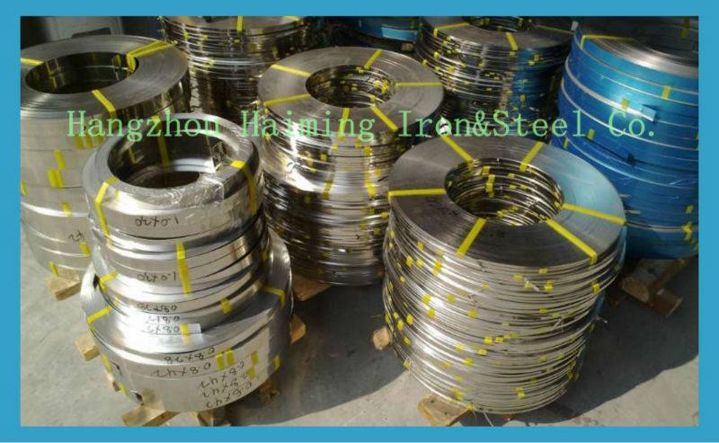 ASTM AISI JIS GB stainless steel coil
