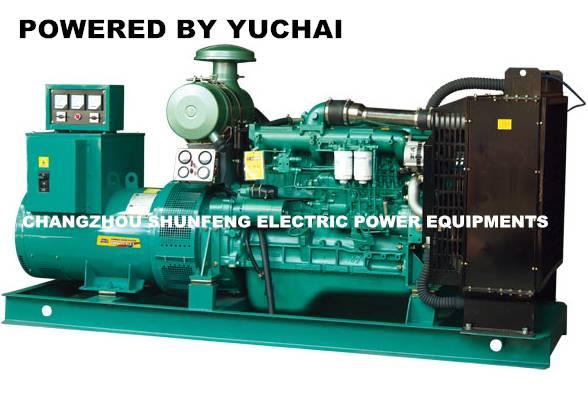 YUCHAI generating set SFYC20--SFYC1500 / Diesel Generator