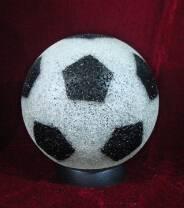 EVA&LED decorative ligts,Football Table Lamp