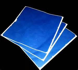 Blue Painters Tape Masking use