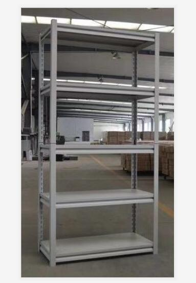 Steel Light Duty Storage Rack Metal Shelving