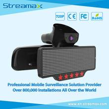 HD Taxi Camera System - Streamax IP Camera 712C6